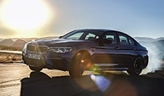 The BMW M5