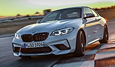 2019 BMW M2 Competition width=